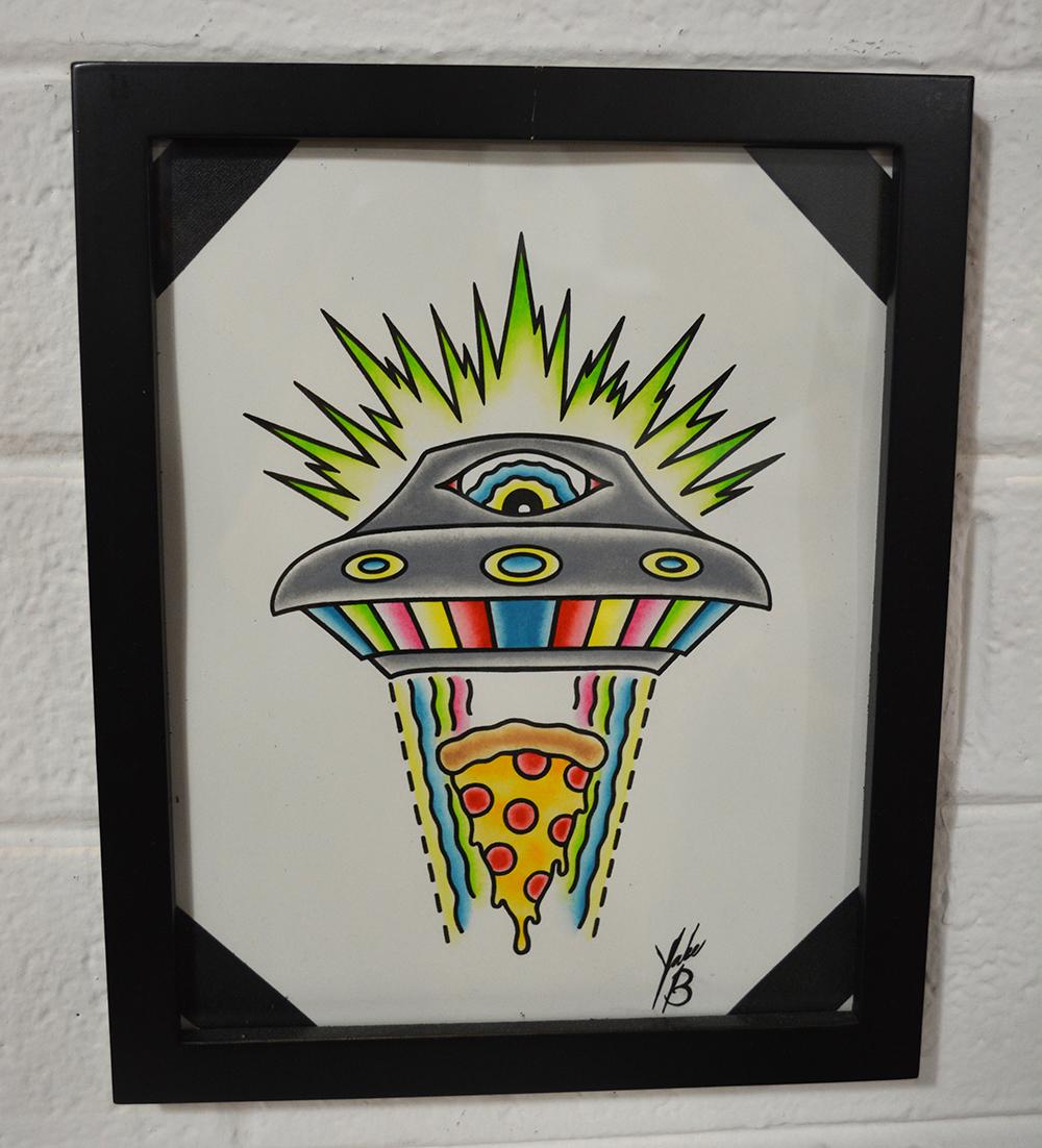 PizzaUFO