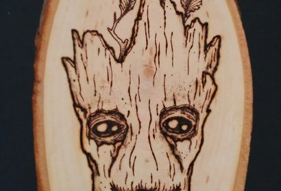 groot wood burning