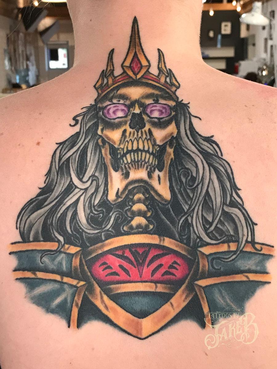 diablo tattoo