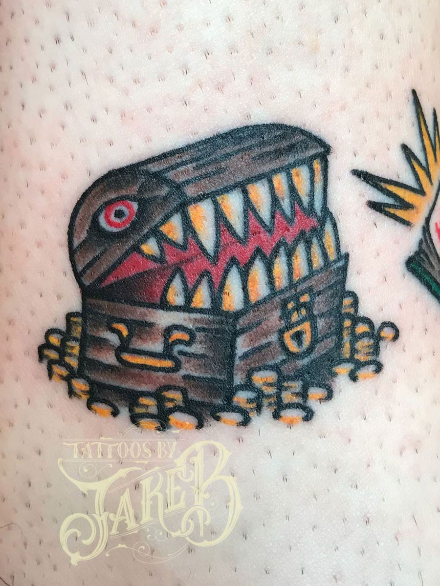 mimic tattoo